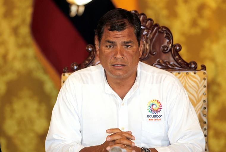 Ecuador decreta tres días de duelo