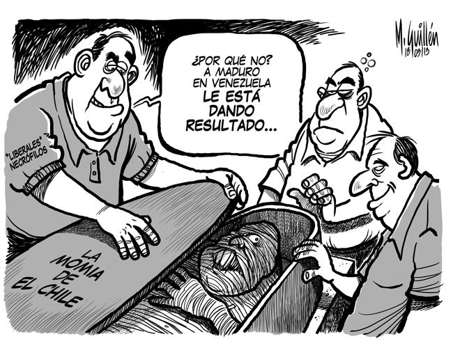 Caricatura Del Dia – 2013-03-19