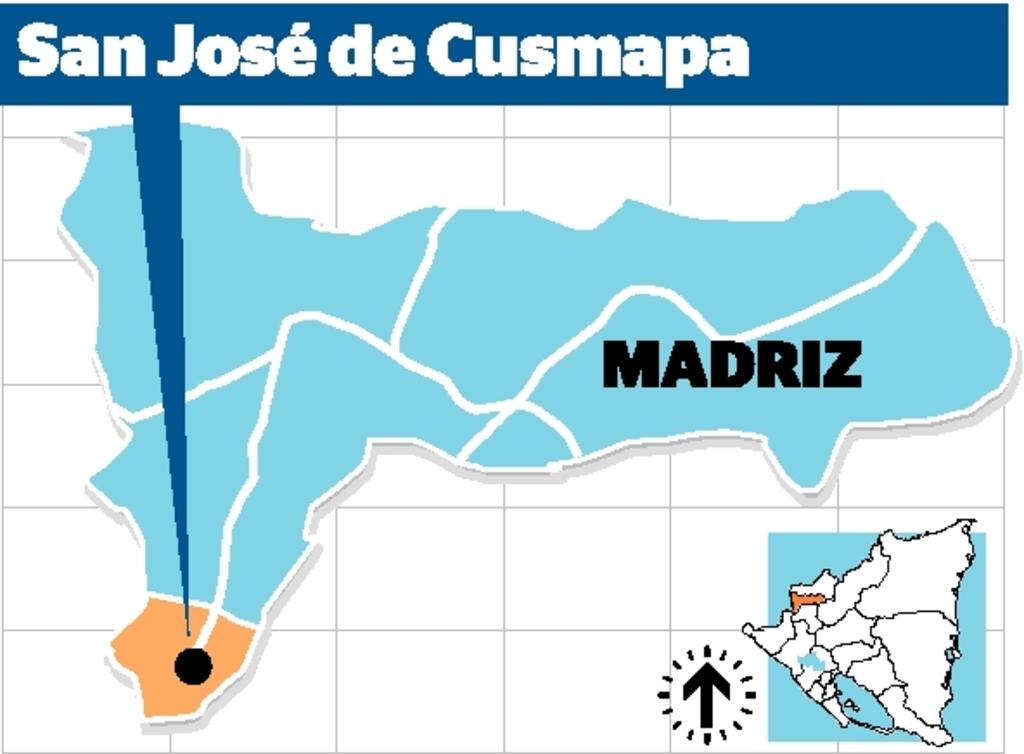 Arden pinos en San José de Cusmapa - La Prensa (Nicaragua) (subscription)