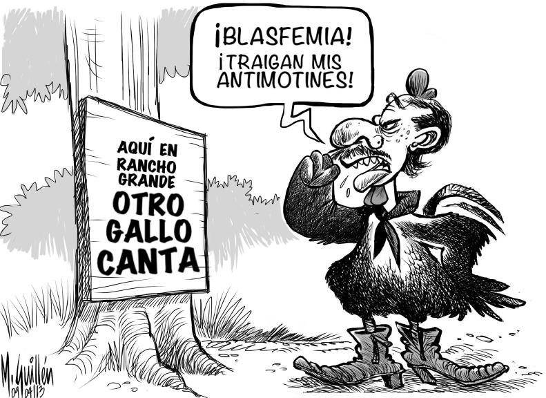 Caricatura Del Dia – 2013-04-10