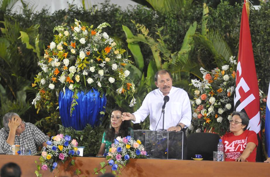 Ortega no anuncia nada para trabajadores