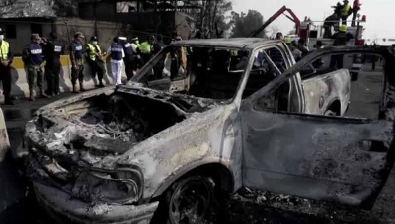 AFPTV: Explosión deja 20 muertos en México