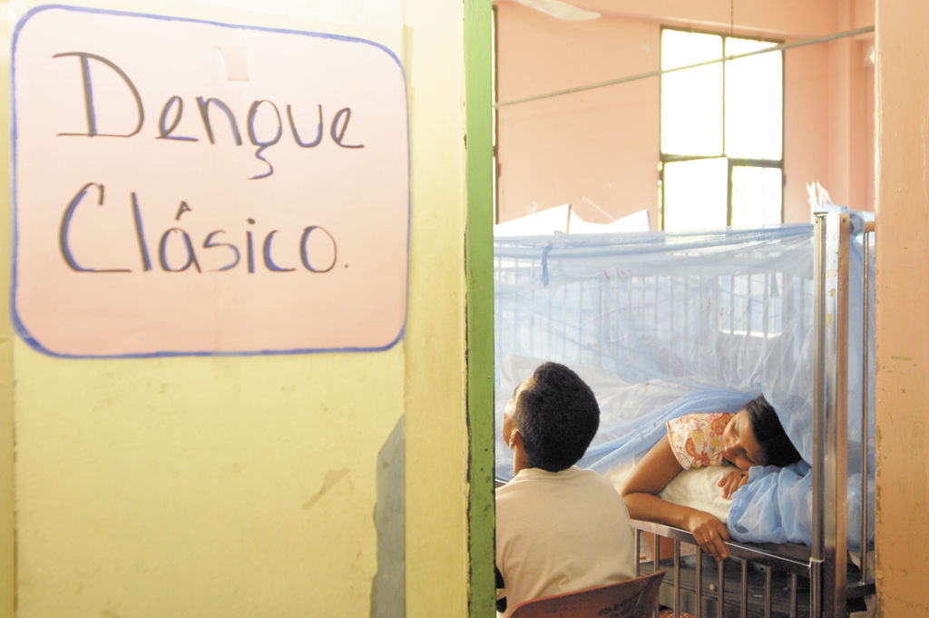 Atentos  ante el dengue