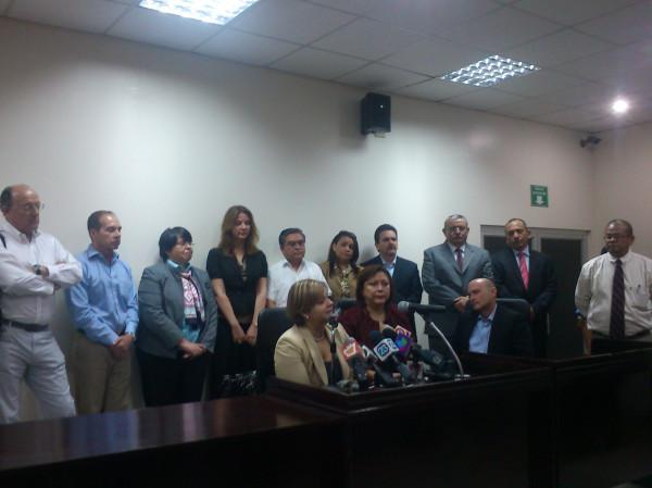 BID inspecciona Complejo Judicial Managua
