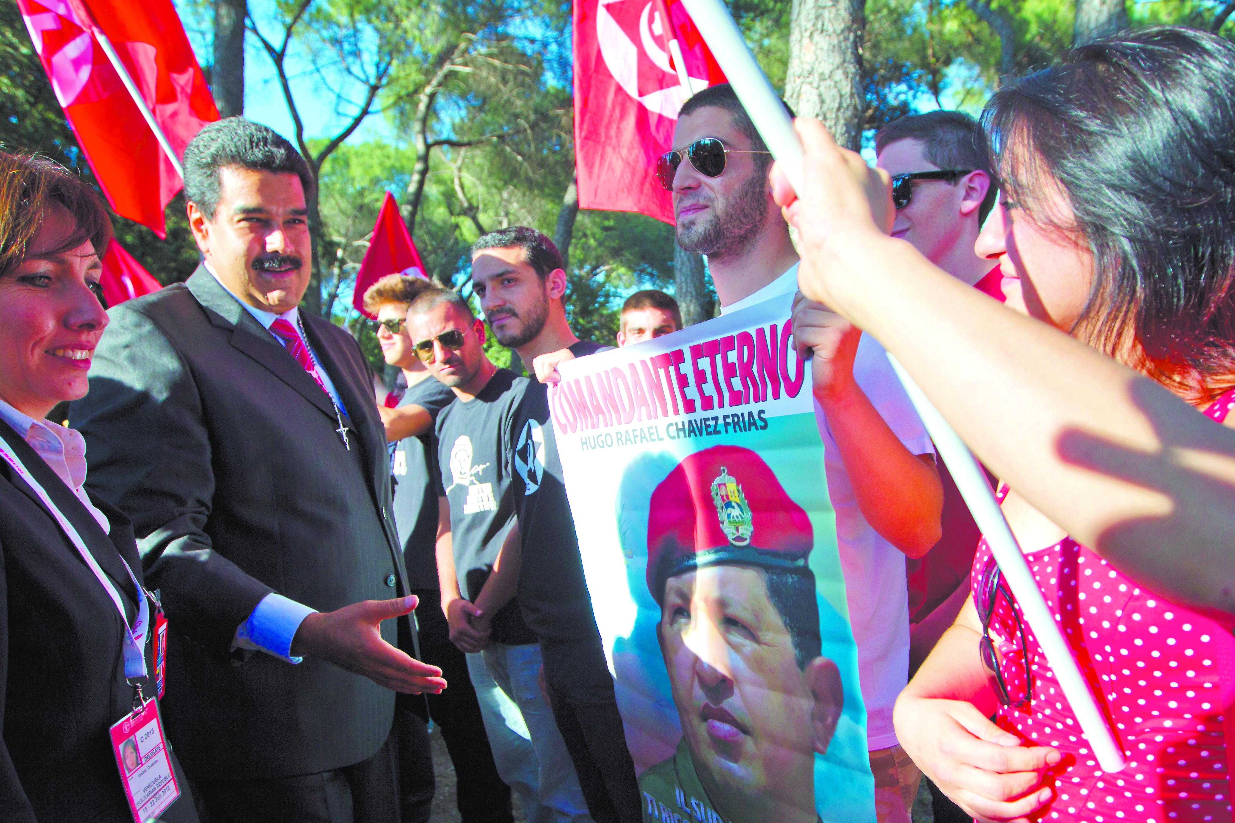 Maduro: visita clave al papa Francisco