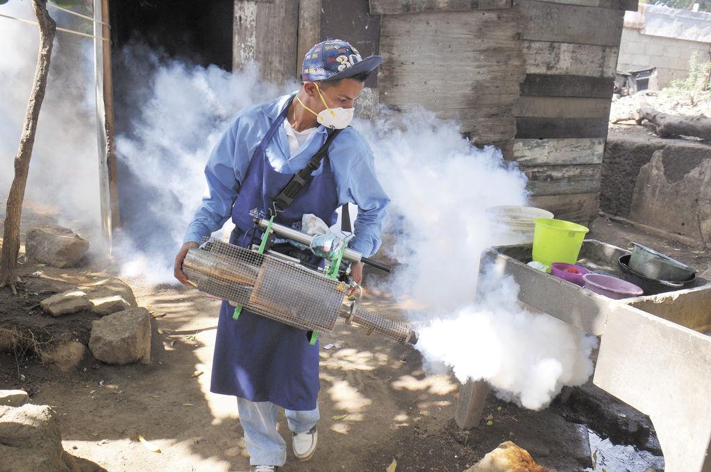 Más de 1,500 casos de dengue en Nicaragua