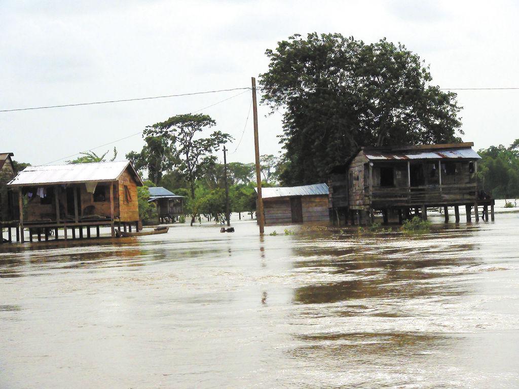 Se espera que en las próximas 24 horas habrá clima estable  y donde habrá lluvias será fundamentalmente en la zona Caribe, indicó el Gobierno sobre las condiciones climáticas del país. La Prensa/ Archivo