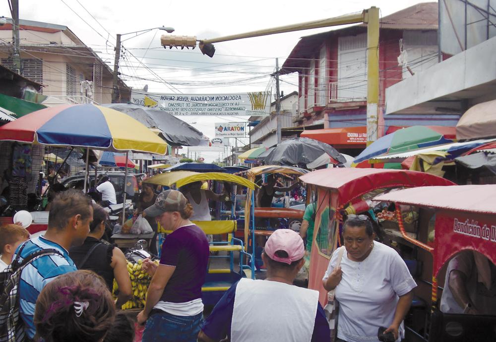 Mañana los taxistas exigirán mejores condiciones de circulación en la ciudad. LA PRENSA/S.MARTÍNEZ