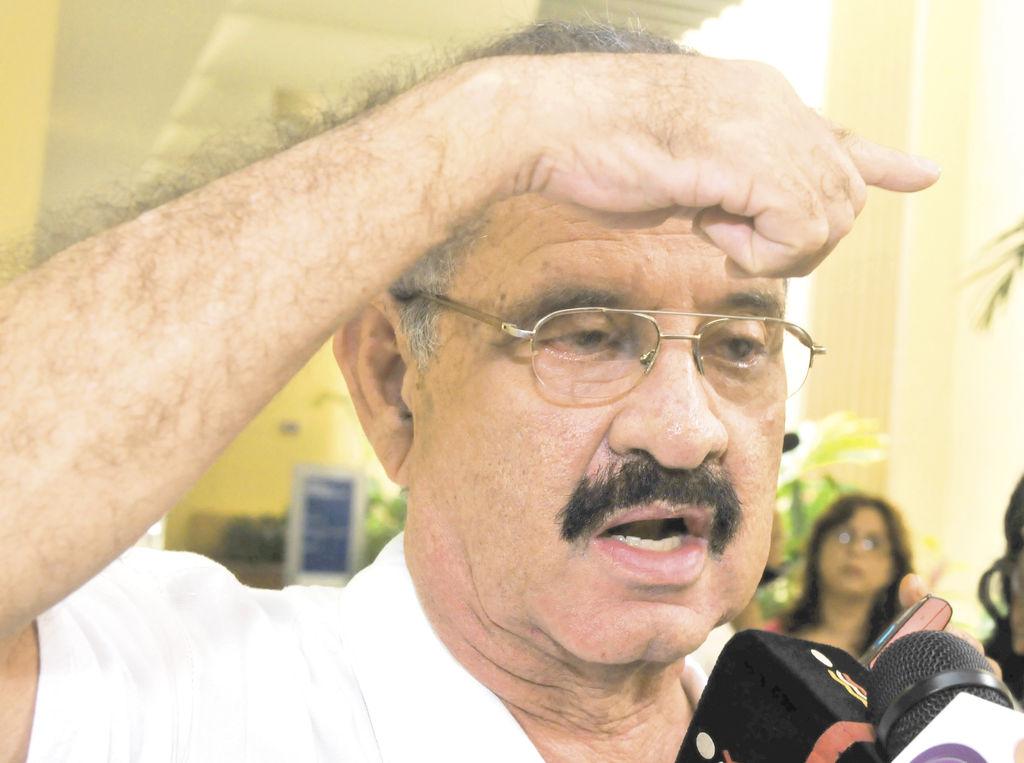 Jacinto Suárez, exembajador de Nicaragua en la extinta Unión Soviética, presidente del Grupo de Amistad Parlamentario de Rusia con Nicaragua y secretario internacional del FSLN. LA PRENSA/ARCHIVO