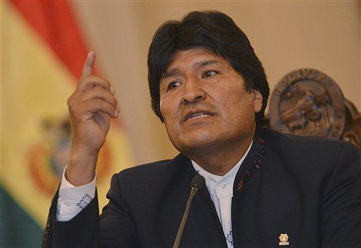 Evo Morales: Bolivia contará con energía nuclear