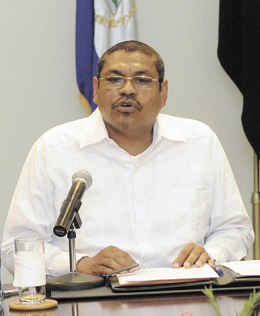 Destitución de Guevara será analizada por el Consejo directivo del BCN