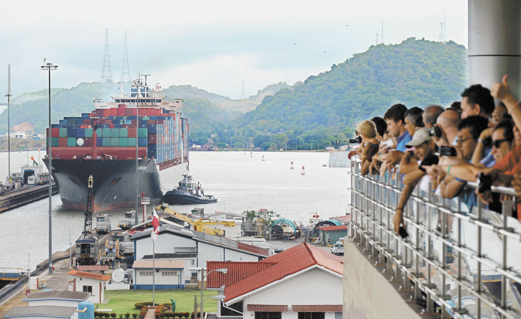 Panamá confía en inaugurar ampliación de Canal en primer semestre