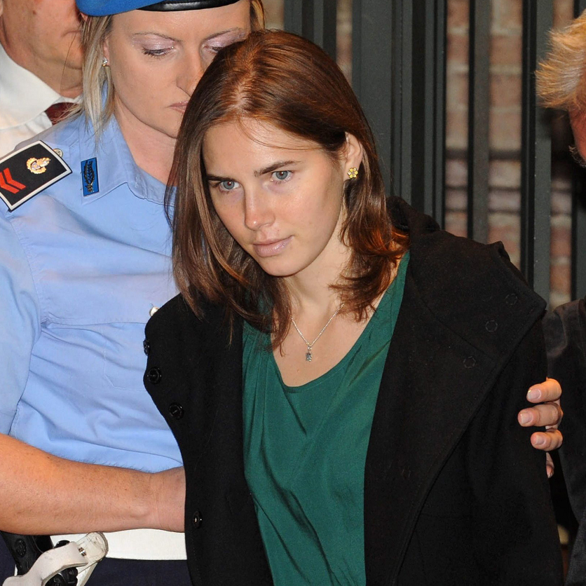 Amanda Knox y su exnovio condenados de nuevo en Italia por ...