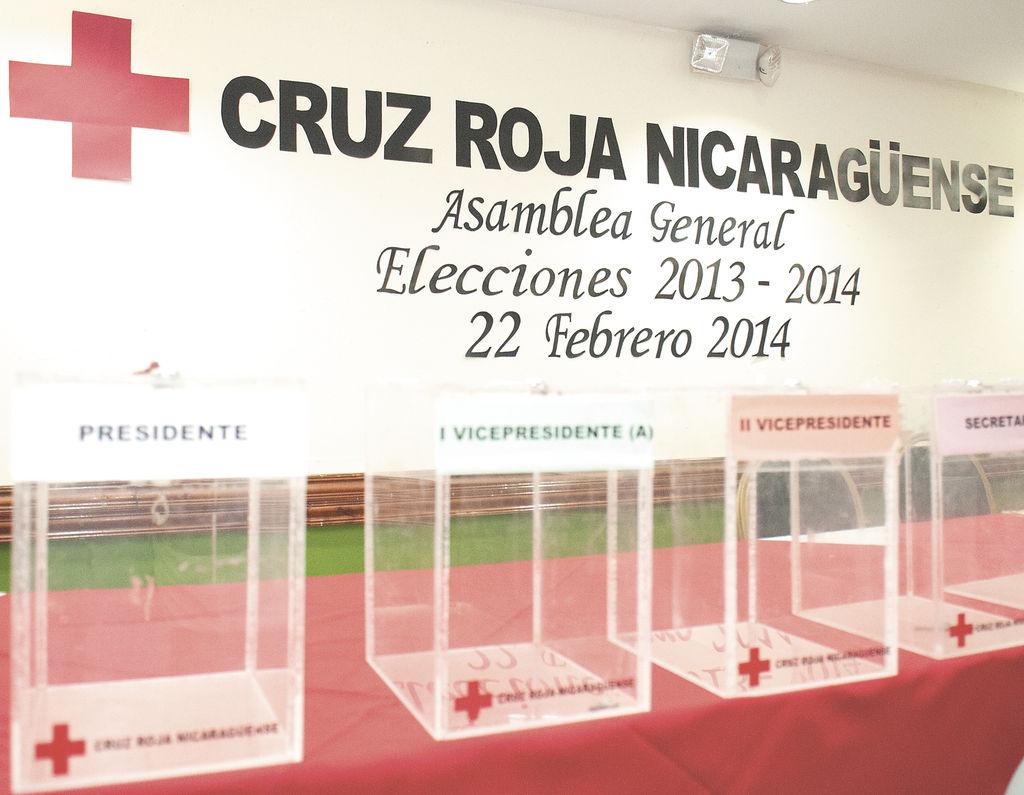 Las elecciones en Cruz Roja se  celebraron el 22 de febrero. la prensa/u.molina