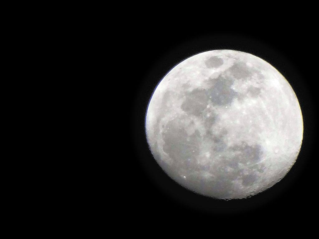 """Astrónomos nicaragüenses invitan a ver la """"luna de sangre"""""""