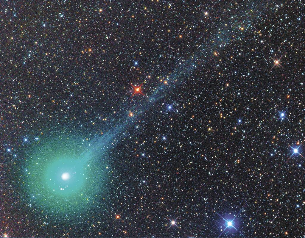 Cometa Q2 Lovejoy se deja ver en Nicaragua