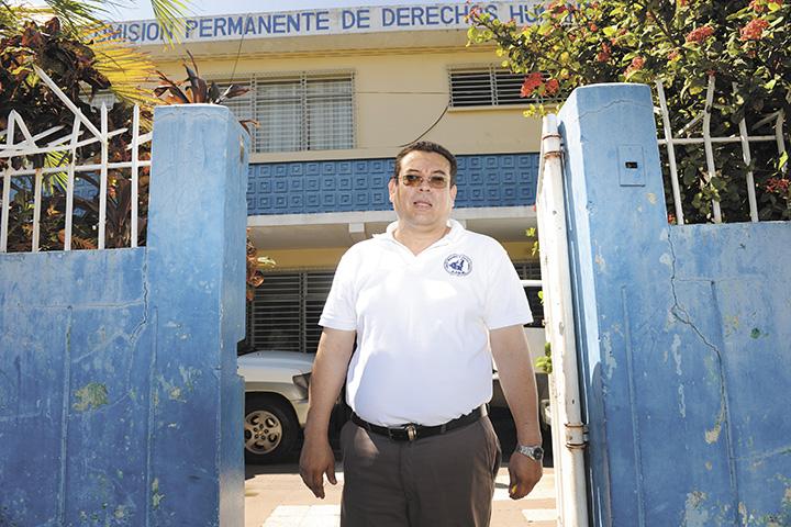 Marcos Carmona denuncia ataques en redes sociales