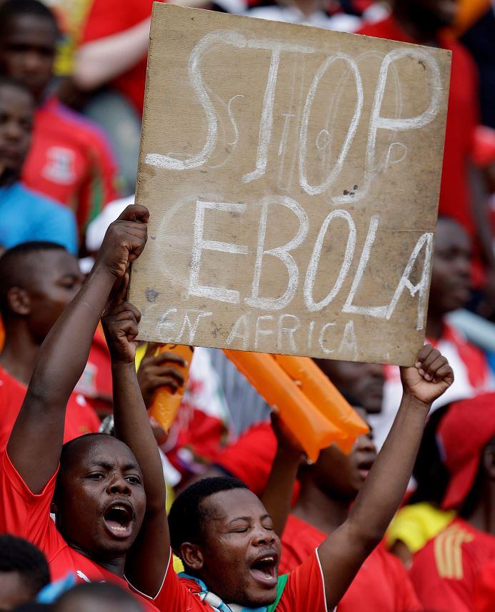 Ébola sigue siendo un peligro en África