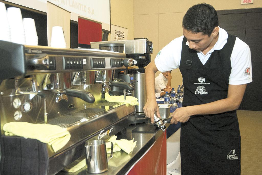 Buscan el mejor café