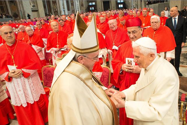 Papa crea 20 nuevos cardenales