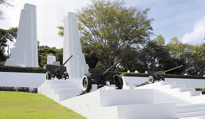 Monumentos de Managua
