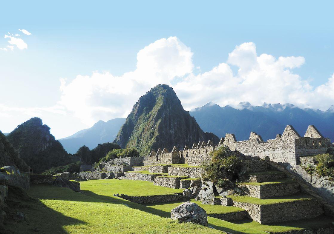 Machu Picchu Aventura inca