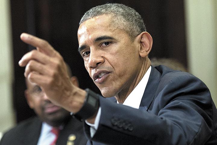 """Barack Obama: Violencia armada en EE.UU. es una """"crisis nacional"""""""