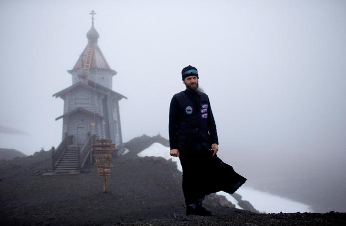 Antártida: Una iglesia en el fin del mundo