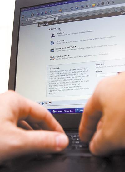 La red social Facebook se usa ahora en Nicaragua  como una plataforma no solo para compartir cosas personales, sino también para realizar denuncias y protestas sociales.  LA PRENSA/ARCHIVO