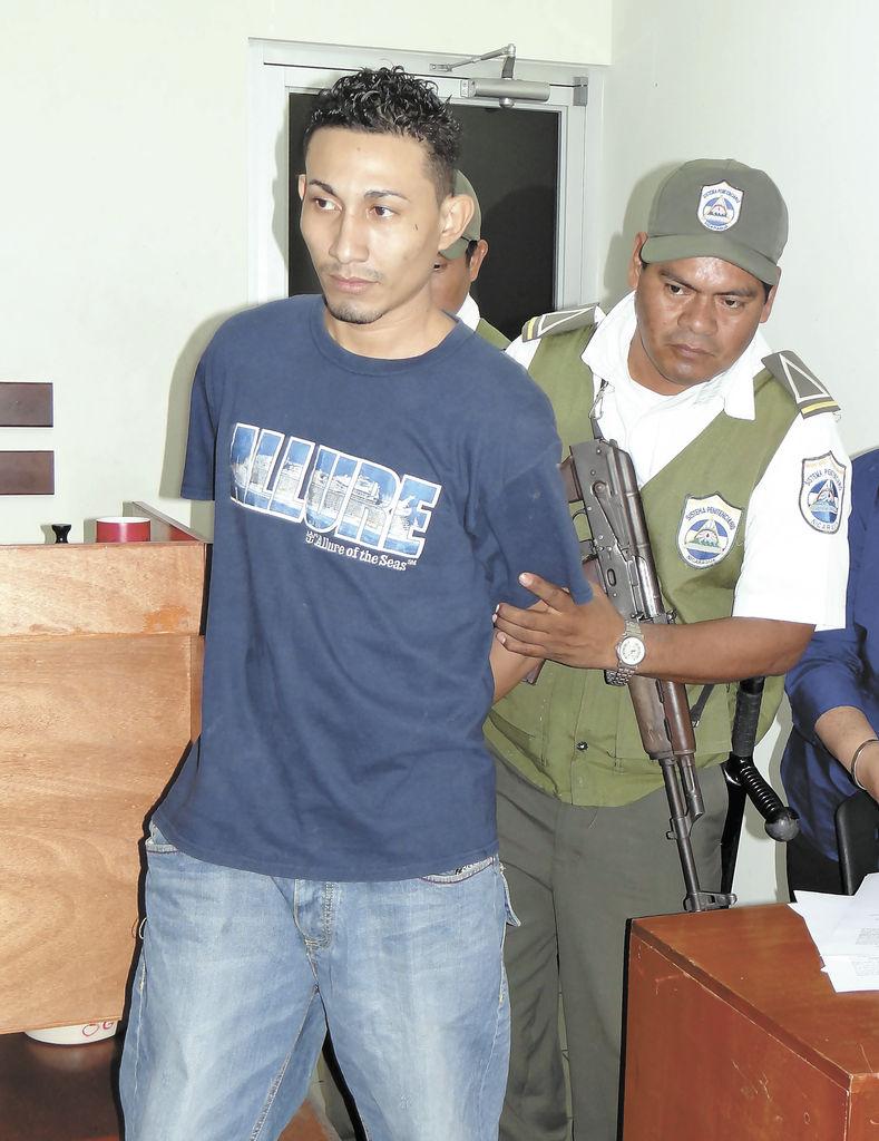 Veintiséis años de cárcel a femicida