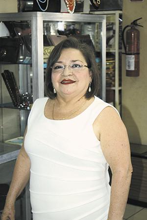 Empresaria Yelba Chavarría