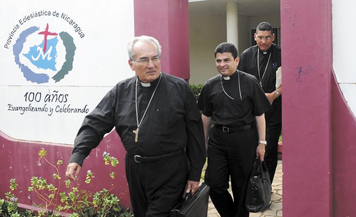 Carta Pastoral no está en agenda de Obispos
