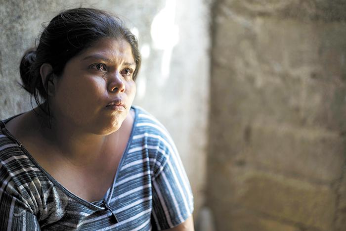 Managua: Magali Mercado Davila