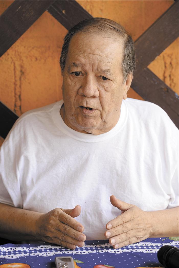 Managua: Roberto Cajina