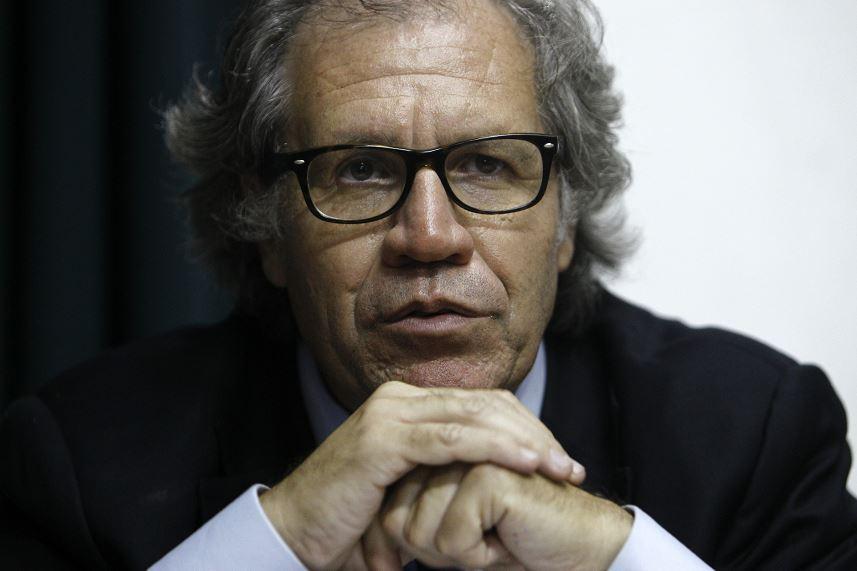 Almagro activa Carta Democrática en Venezuela