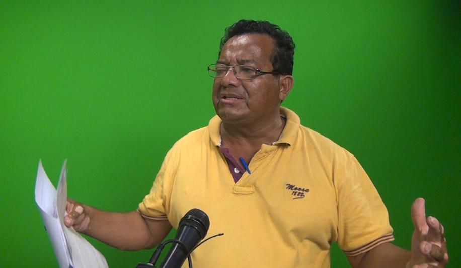 Ciudadano denuncia invasión a su propiedad privada