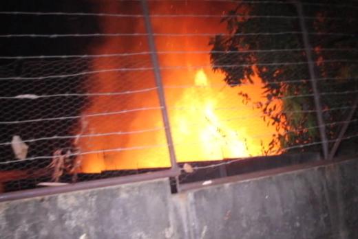 Cinco incendios en las últimas 24 horas en Nicaragua