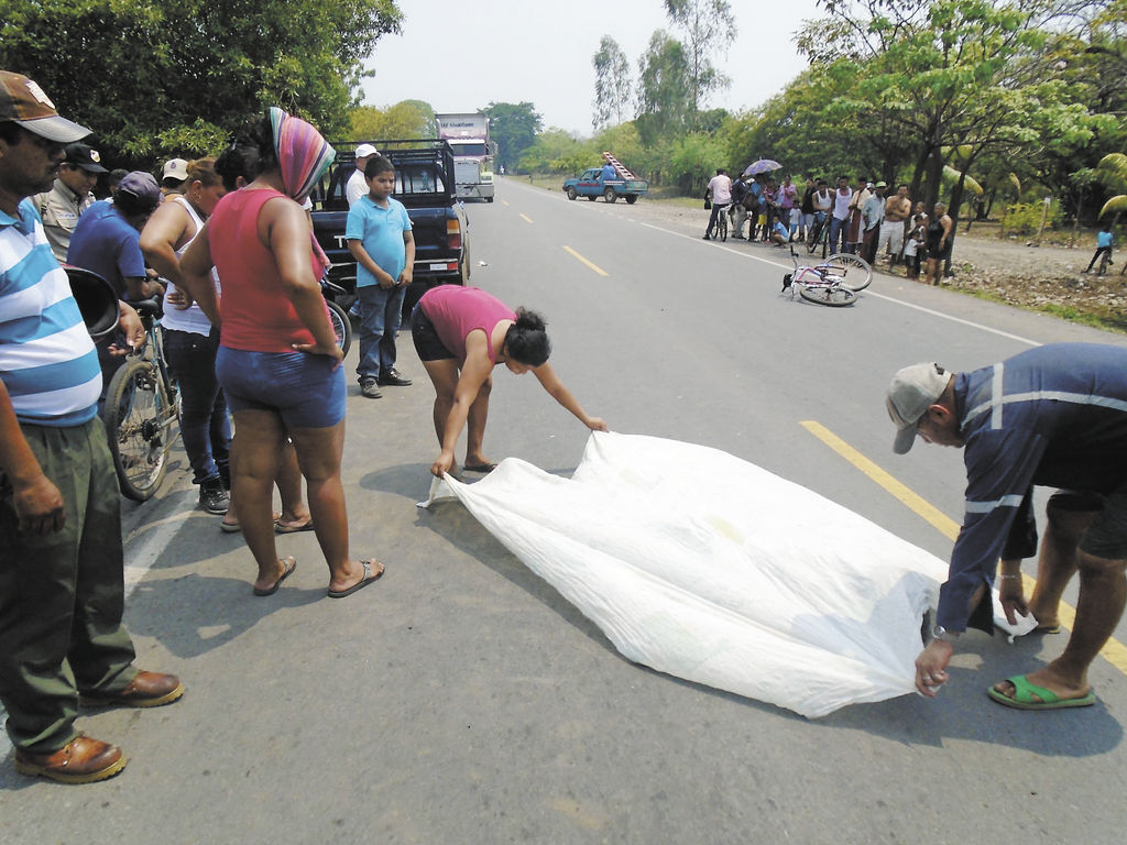 Dos muertos en accidentes