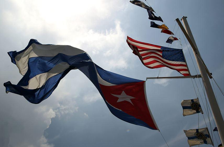 54 años después: bandera de EEUU ondeará oficialmente en Cuba