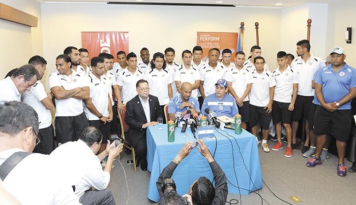 Selección de Nicaragua de futbol da otro plazo a mejores exigidas a la Fenifut