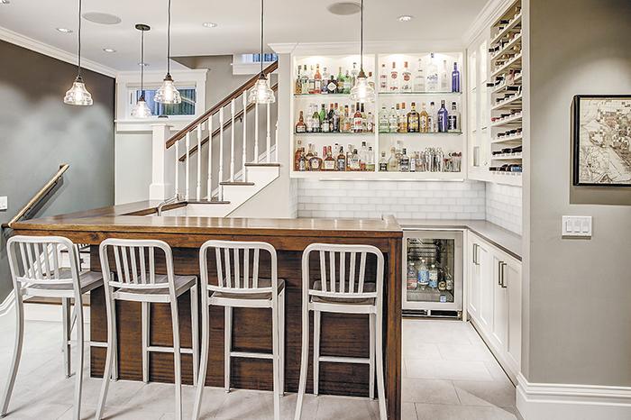 Necesita una cocina moderna? utilice barras, la nueva tendencia ...