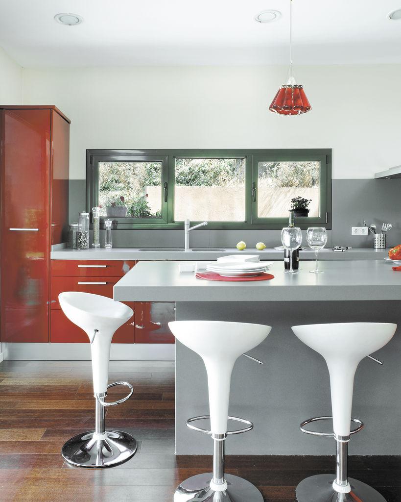Necesita una cocina moderna utilice barras la nueva for Barras de cocina modernas