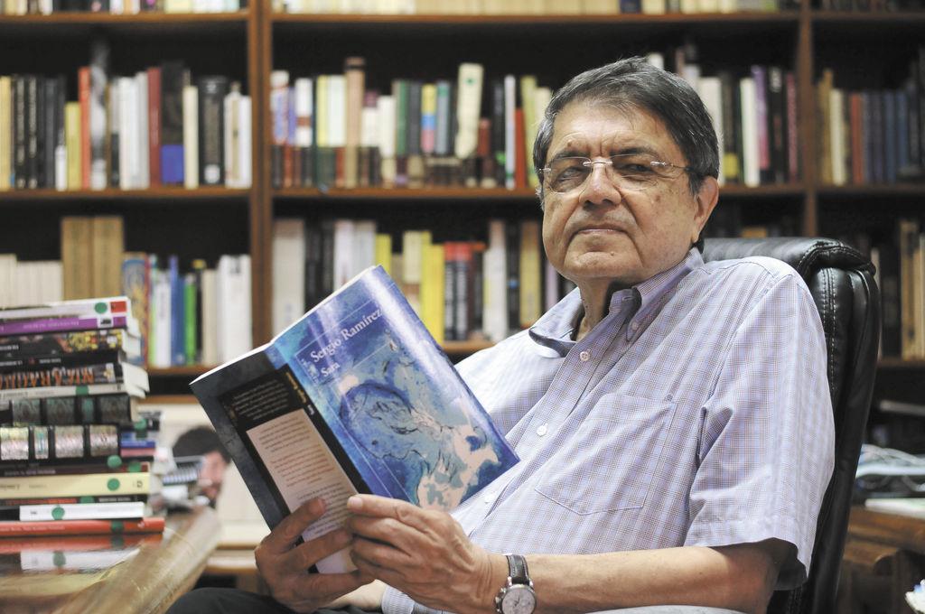 Sergio Ramírez  participa en la Feria Internacional del Libro de Buenos Aires