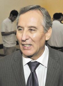 Ronald MacLean-Abaroa  fue vocero de HKND Group.  LA PRENSA/ ARCHIVO