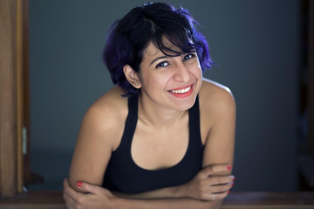 Gloria Ruiz, paciente de trastorno bipolar.