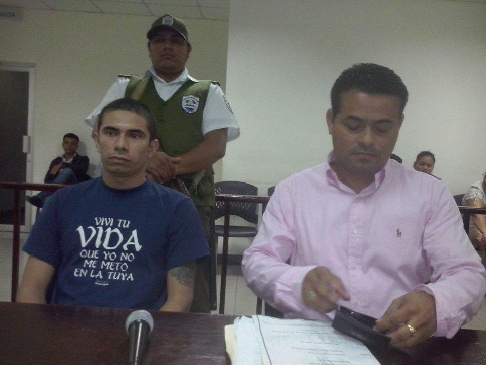 Le caen 68 años a Nahum, pero según la Constitución de Nicaragua sólo cumplirá la pena de 30 años