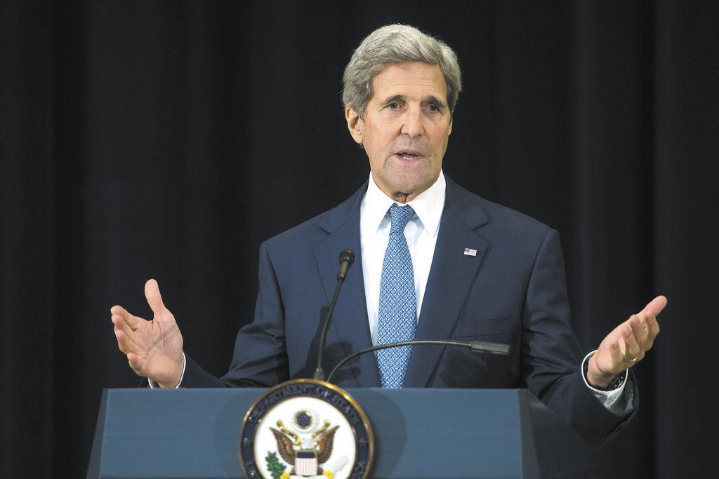 Kerry reclama retorno a cese del fuego en la totalidad de Siria
