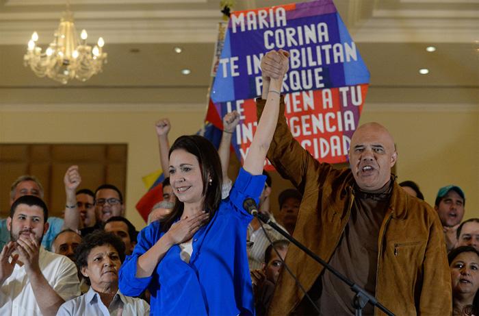 EE.UU. acusa a Venezuela de silenciar a críticos
