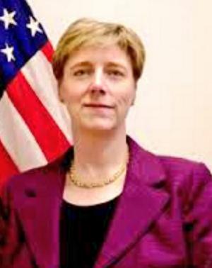 Laura Farnsworth Dogu, nueva embajadora estadounidense. LA PRENSA/TOMADA DE LA WEB DE LA EMBAJADA ESTADOUNIDENSE