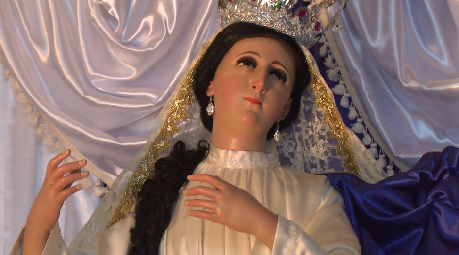 Celebran la Asunción de María